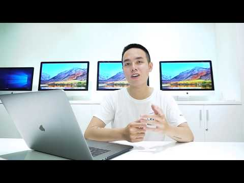 Hướng dẫn cách cài đặt lại  / restore Macbook (không cần chạy lại hệ điều hành)   MACMALL channel