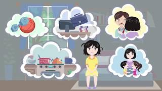 Видеоинфографика. CiaoStress – уникальная программа разработанная для избавления от стресса.
