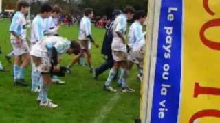 preview picture of video 'RUGBY - AVIRON BAYONNAIS - DAX'