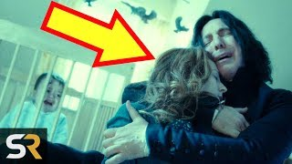 Harry Potter: 10 Details From The Books That Didnt Make It To The Movies