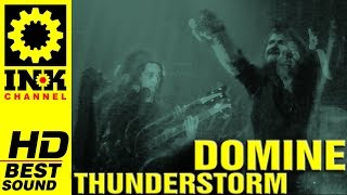 DOMINE - Thunderstorm [17/3/2018 @8ball Thessaloniki Greece]