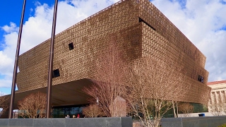 VISIT: National Museum of African American History Feb. 19
