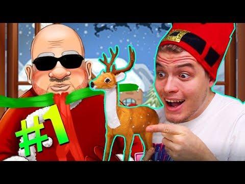 Ujo Paťo je SANTA CLAUS ?! Vianočný Games Week #1