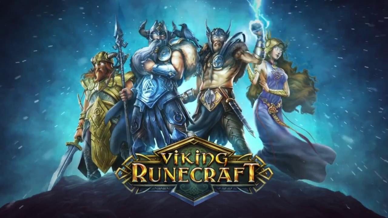 Viking Runecraft från Play'n GO