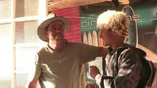 preview picture of video 'Club Royal Du Surf Solidaire  Agadir -النادي الملكي لركوب الأمواج للتضامن أكادير'