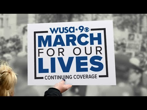 March For Our Lives: Students Rally On Washington
