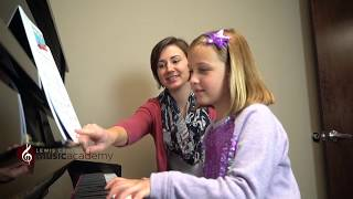Learn More About The Lewis Center Music Academy