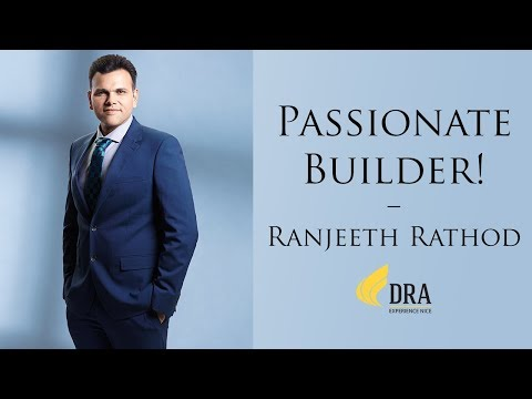 Passionate Builder! – Ranjeeth Rathod