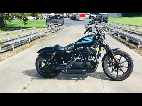 2018 Harley-Davidson Sportster Iron 1200 at Harley-Davidson of Asheville