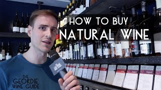 Where to buy natural wine