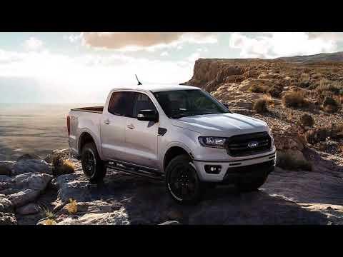 Ford Ranger hầm hố hơn với gói độ chính hãng Black Appearance