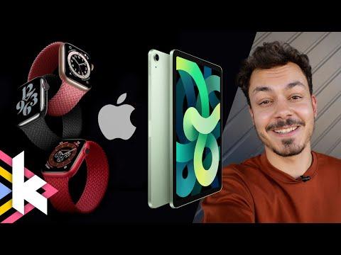 Neue iPads & Apple Watch - Alles Neue!