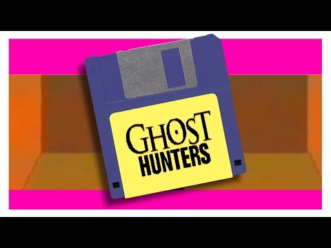 Ghost Hunters as an 80s video game
