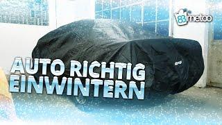 Auto richtig einwintern   BMW E36 Cabrio einmotten in 6 Schritten   Auto Winterschlaf Checkliste