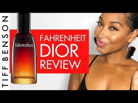 FAHRENHEIT DIOR | MENS FRAGRANCE REVIEW