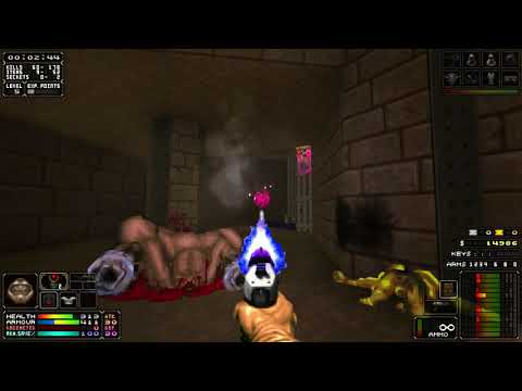 Charybdis / Uplink / From Home To Hell [Doom 2 wads /w HXRTC