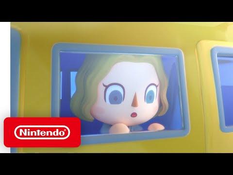 Animal Crossing: New Horizons - Island Life is Calling! - Nintendo Switch