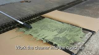 How to Clean Concrete video thumbnail