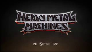 Heavy Metal Machines Trailer 2017