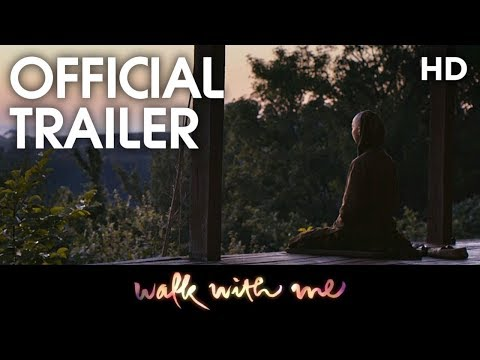 Trailer For Walk With Me