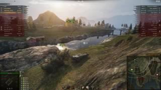 UDES 03, Фьорды, Стандартный бой