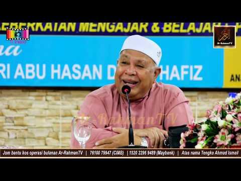 Datuk Seri Abu Hasan Din - Susukan Anak Sehingga Genap 2 Tahun