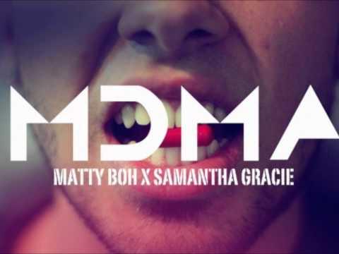MattyBoh Ft. Samantha Gracie- M.D.M.A (Final Mix) HD