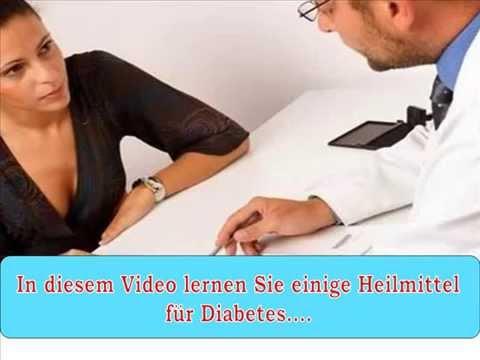 Zentral Diabetes-Behandlung