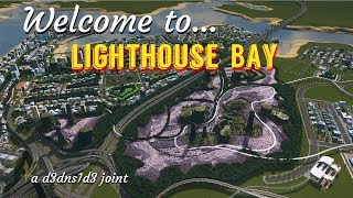 Cities: Skylines - Lighthouse Bay 05 (PC)