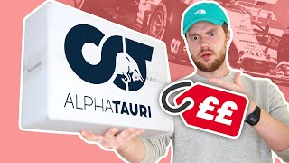 I bought AlphaTauri Clothing - UNBOXING & REVIEW