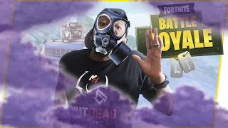 RUNNING FOR MY LIFE! THE STORM IS COMING! - FortNite Battle Royale Ep.32