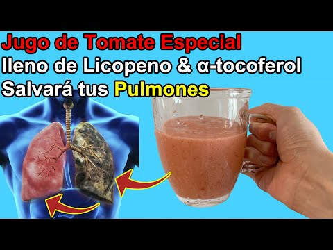 Remedio Natural De 3 Ingredientes Para Desinflamar Los Pulmones