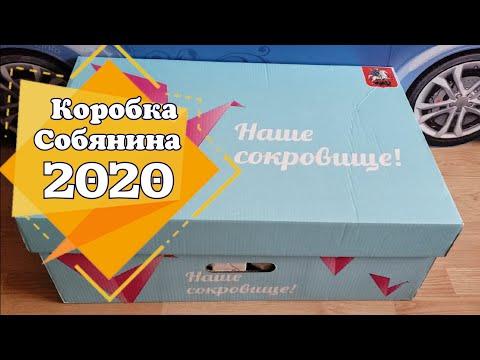 Коробка Собянина 2020 для новорожденных в Москве. Что дарят в ЦПСиР?