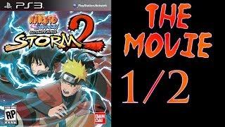 Naruto Shippuden Ultimate Ninja Storm 2 PELICULA COMPLETA todas cinematicas 1/2
