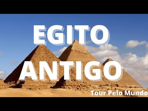 Os top 10 monumentos mais impressionantes do Egito Antigo - Vdeo de viagem