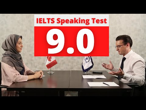 IELTS Speaking 1