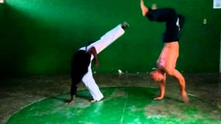 preview picture of video 'CAPOEIRA CALABAR'