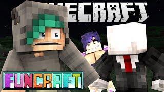 LAURENS SLENDERMAN QUEST?! - Minecraft FunCraft SMP - Ep.30