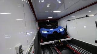 Finding the UN-BUYABLE Bugatti - The Vision Gran Turismo