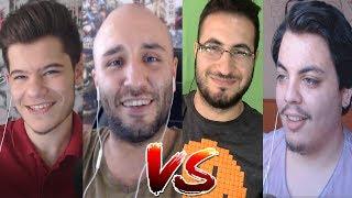 Download Video 4 YOUTUBER 2'YE 2 SAVAŞ YAPTIK !! (4 FACECAM) - CLASH ROYALE MP3 3GP MP4