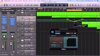 Change Tempo Without Affecting Pitch In LOGIC PRO X |
