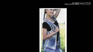 Урок 163. Ажурные жилеты, платье. Вязание крючком.