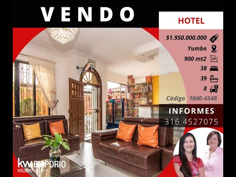 Edificios, Venta, Yumbo - $1.850.000.000