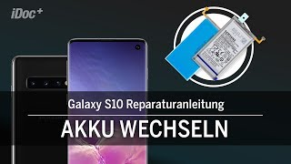 Galaxy S10 – Akku wechseln [Reparaturanleitung]