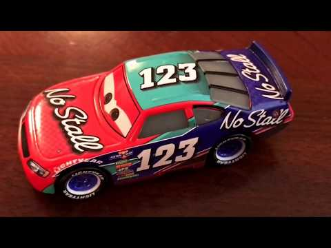 Cars 3 Die-cast Review Desert Race 11-Pack Target Exclusive