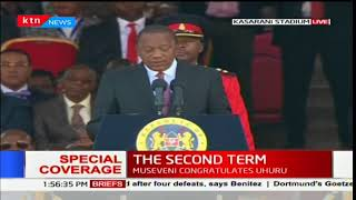 Uhuru Kenyatta: Human desires sometimes know no natural limits