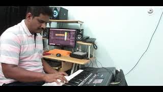 Kannaana Kanney | Viswasam | Prasads Keyboard Instrumental Violin | D.Imman | Sid Sriram