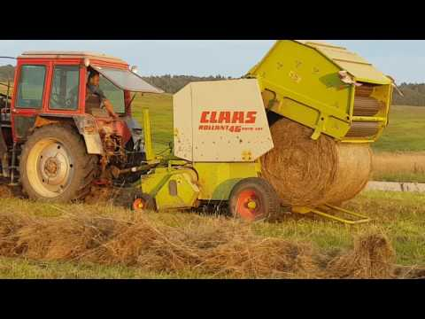 MTZ-82\claas rolant 46rc\ summer\part2