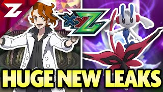 CRAZY NEW LEAKS! ALIENS in POKEMON and Much More! by aDrive