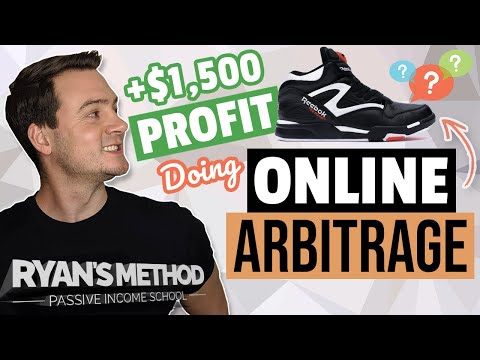 How I Made $1,500 Doing Online Arbitrage on Ebay